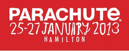 Parachute Music Festival Logo 2013. parachutemusic.com