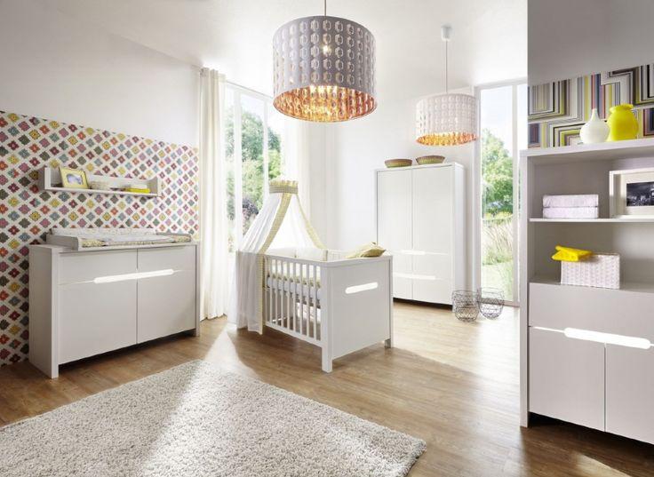 Poppy White Kinderzimmer von Schardt Dekor Kinderzimmer - pinolino babyzimmer design