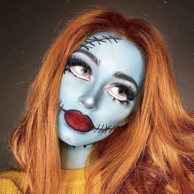 Maquillajes De Halloween 2020 20 Halloween Makeup 2020 #Halloween #Makeup #HalloweenMakeup