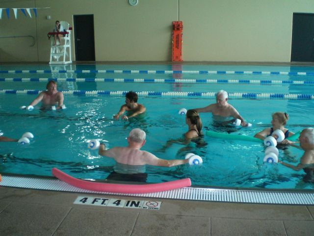 Exercise After Stroke Aquatic Therapy Brooks