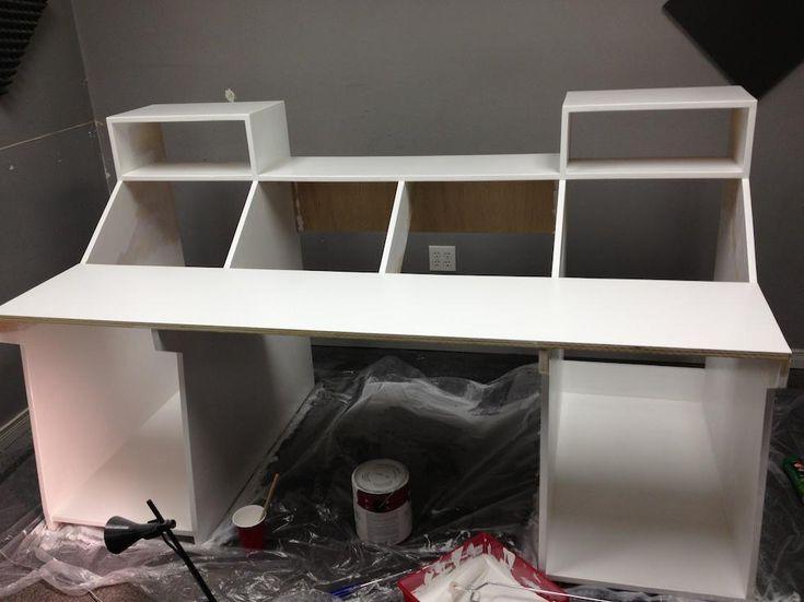 Best Studio Desk Plans Images On Pinterest Desk Plans Studio