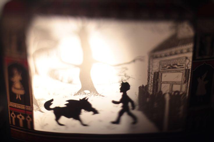 Manufaktor shadow theater