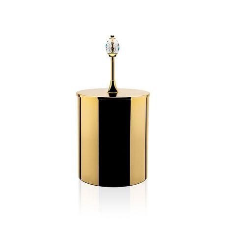 Złoty Kosz na śmieci MARE A5-Z1-17825