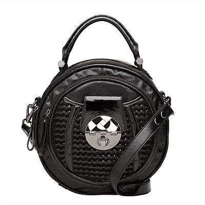 Lusting after LEONARDO'S MOMENT CIRCLE BAG from mimco.
