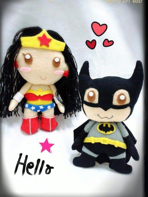 Chibi heroes...♥