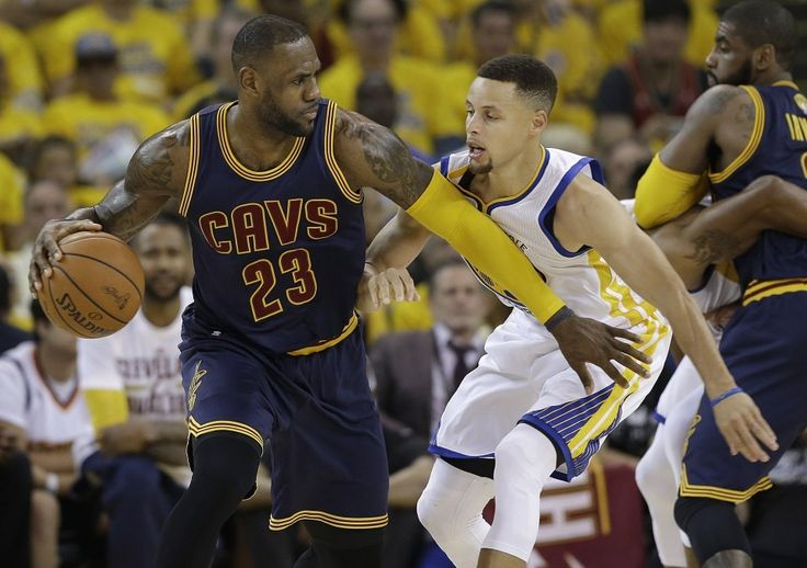 NBA scores biggest NBA Finals Game 1 TV rating since 2001