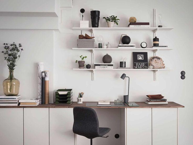Ikea hack: Måla in Algot och Ivar – så gör du –Hemmafixbloggen