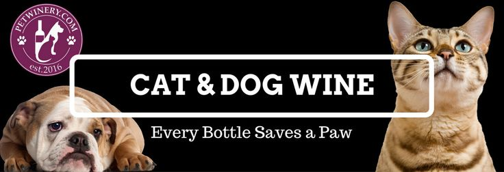 Distributor of CatWine and DogWine non-alcoholic beverages that your pets can enjoy! Cheers to the Felines and Canines in your life! https://redd.it/55z98d