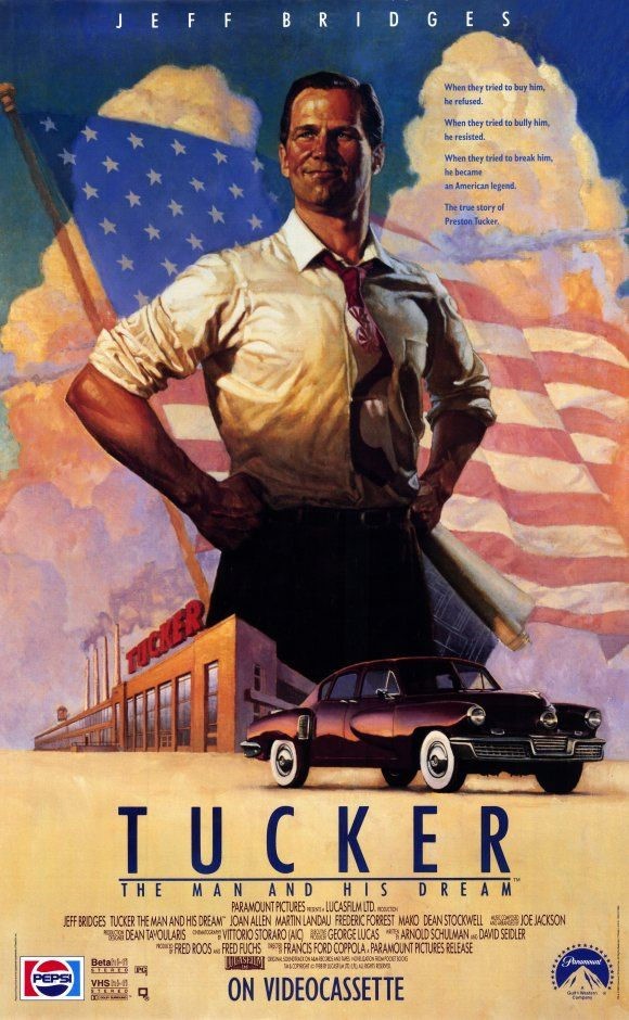 the dreams of preston tucker Tucker: the man and his dream is a 1988 american biographical comedy-drama film directed by francis ford coppola and  preston tucker didn't really have an.