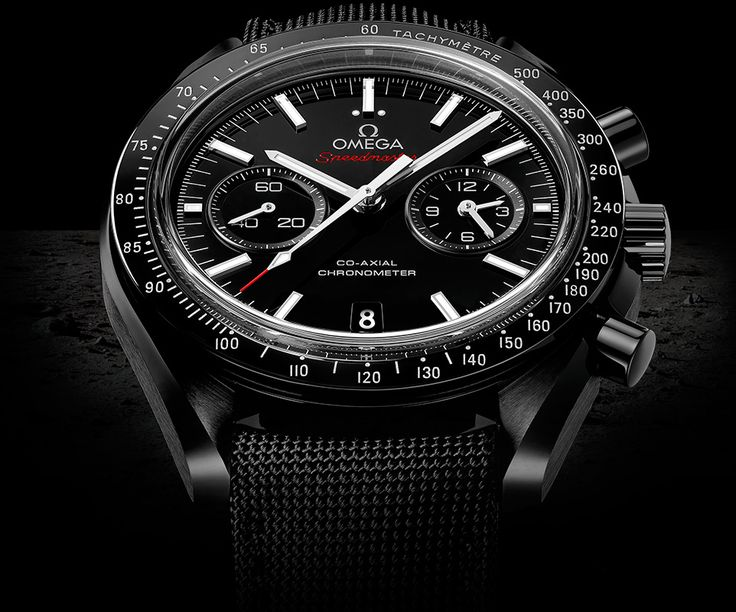 """Omega Speedmaster Moonwatch """"Dark Side of the Moon"""" - Reference 311.92.44.51.01.003"""