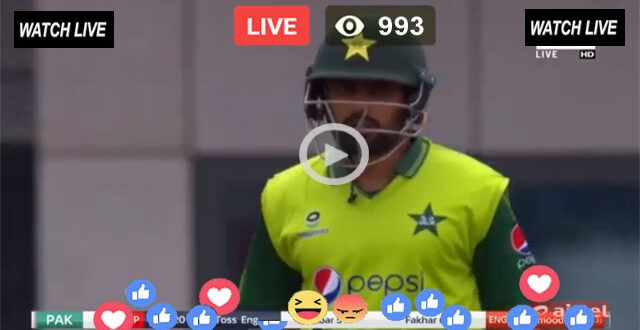 Pakistan Vs England Live Cricket Ptv Sports Live Stream Opn Sports Live Cricket Pak Vs Eng 3rd T20 Matc In 2020 Live Cricket Sporting Live Live Cricket Streaming