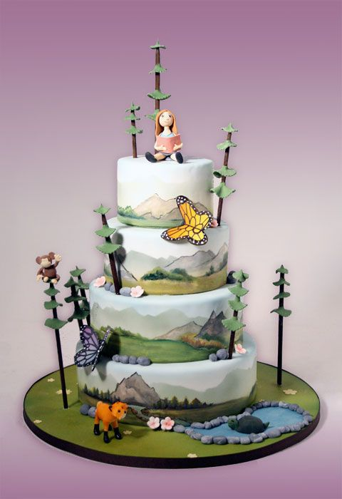 Cake Art Iron Mountain Mi : 14 best images about Ace Of Cakes on Pinterest Duff ...