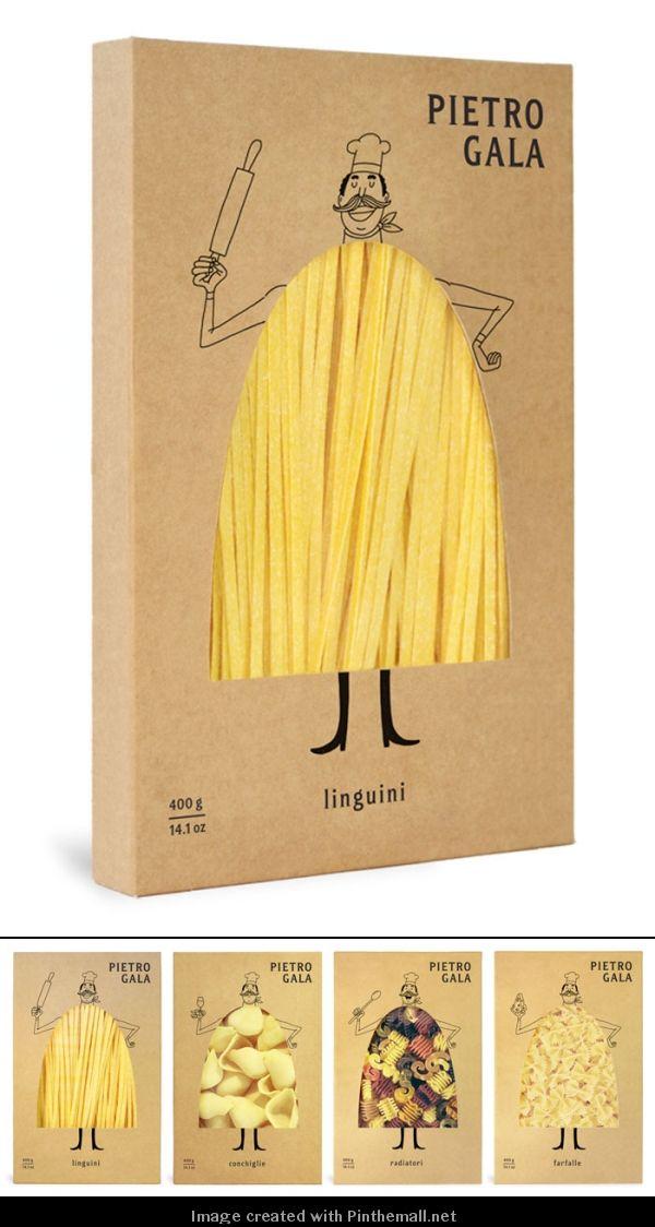 Pietro Gala by Fresh chicken agency | Do like the fun Italian chief character they created.