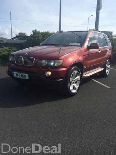 04 BMW x5