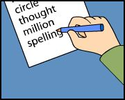 Education World: Numerical Value of Words; Students find the spelling word with the highest numerical sum