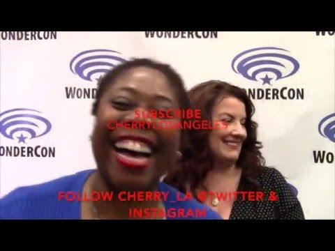 TV Talk: Diane Ruggiero-Wright, Executive Producer of @theCW iZombie at Wondercon 2016 #Interview #iZombie #TVTalk #Wondercon #DianeRuggieroWright