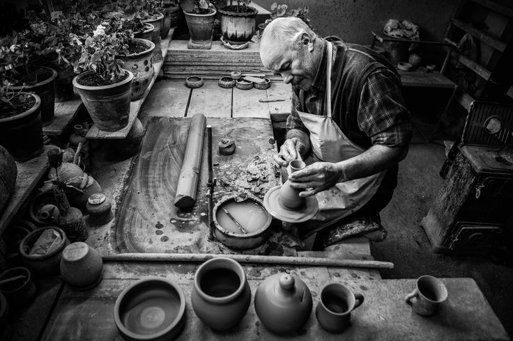 Pottery Master by Masis Usenmez on 500px