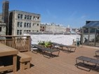 My rooftop patio