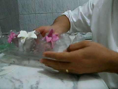 Flores porcelana Fria: Lirio Paso a Paso / Cold porcelain Flowers How to make a Lillie - YouTube