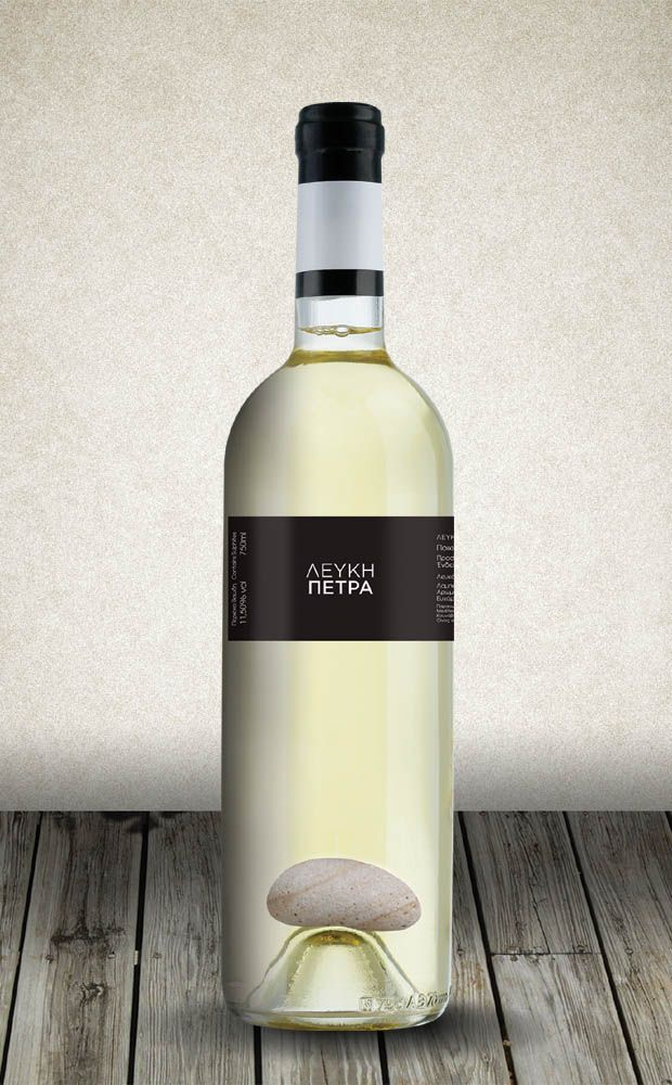 Mediterra Wines Lefki Petra White Wine
