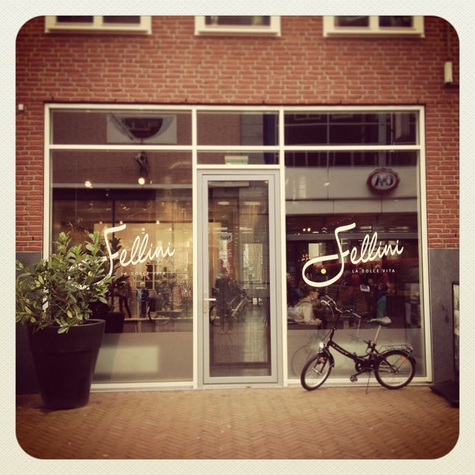 Hotspot: Fellini, Leeuwarden, The Netherlands