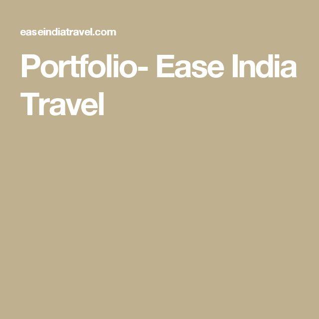 Portfolio- Ease India Travel