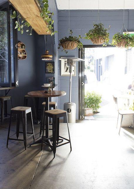 Suzie Q Coffee + Records - Surry Hills, Sydney http://oldschoolmastershouse.com.au