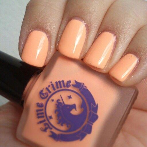 Lime Crime Peaches<3Cream
