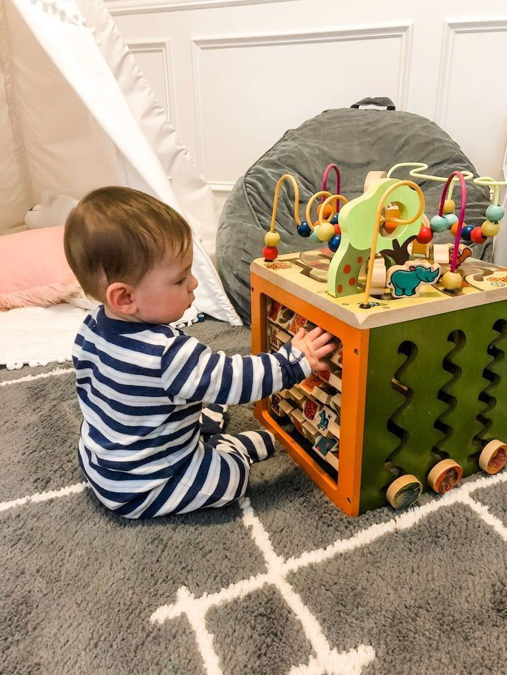 Best Educational Toys for 9-12-Month-Old s - Just Simply ...