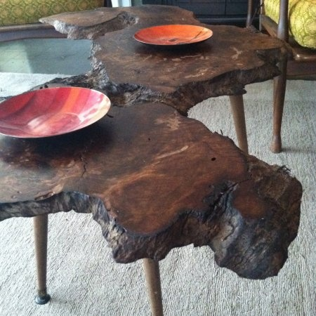 52 best images about slab wood coffee tables on pinterest for Buy coffee table legs