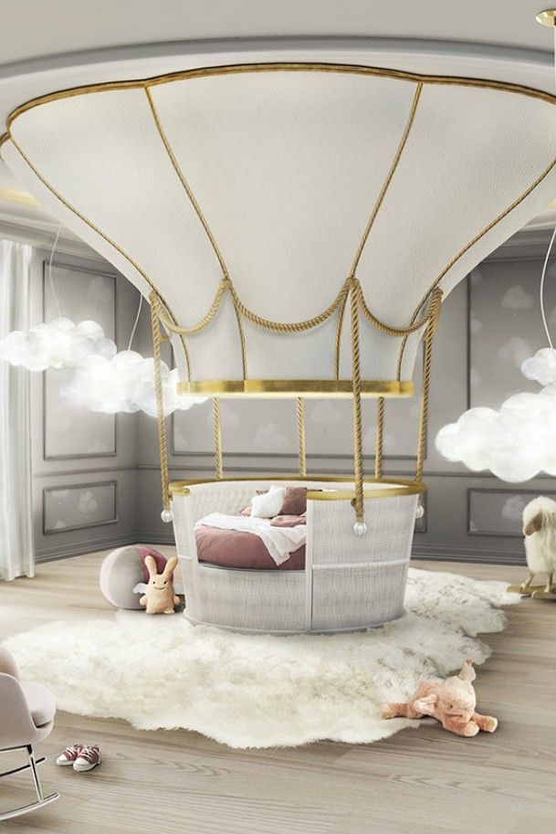 Circu magical furniture for kids. The Perfect Lighting Designs for Kids Bedrooms http://modernfloorlamps.net/perfect-lighting-designs-kids-bedrooms/