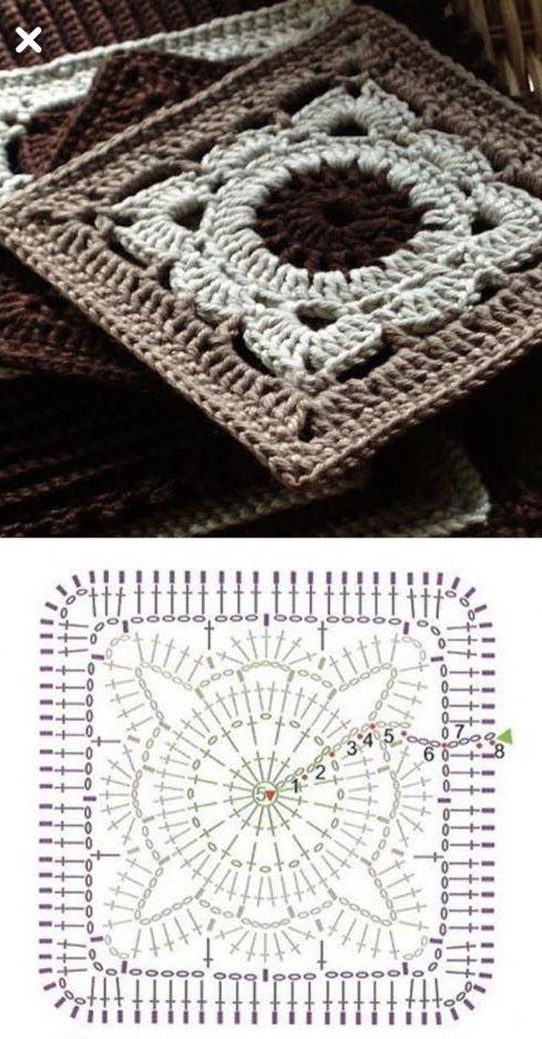 Pin de sandra tapia en patrones | Pinterest | Tejido en crochet ...