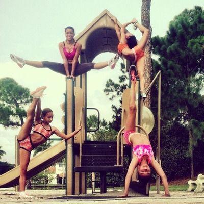 Cheerleaders #mindcheer #mindstyle