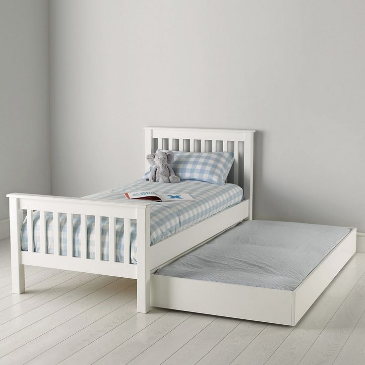 Classic Truckle Bed The White Company Rrp 350 195 With 20