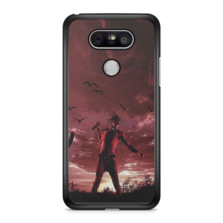Travis Scott Birds In The Trap Sing McKnight LG Case