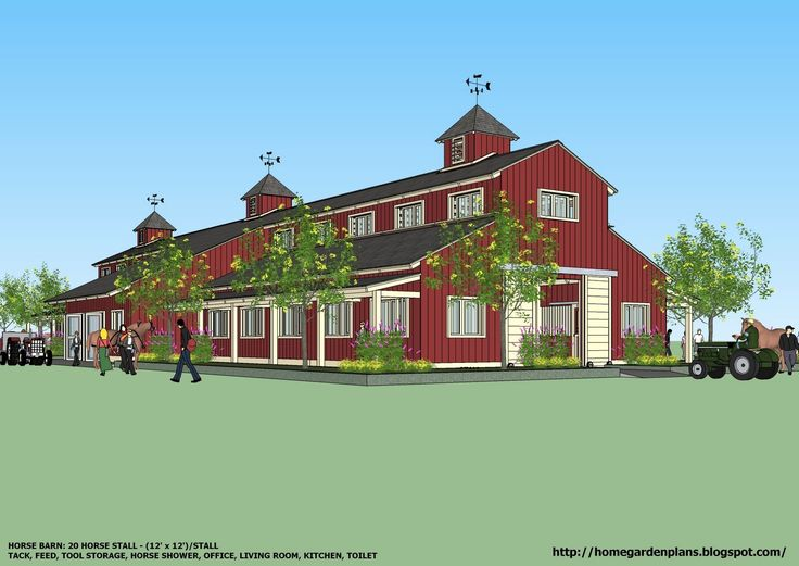 1000 images about horse barns on pinterest indoor arena for Horse farm design