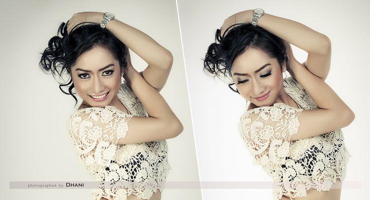 monica #sexy #beauty #white #indonesia #woman #smile