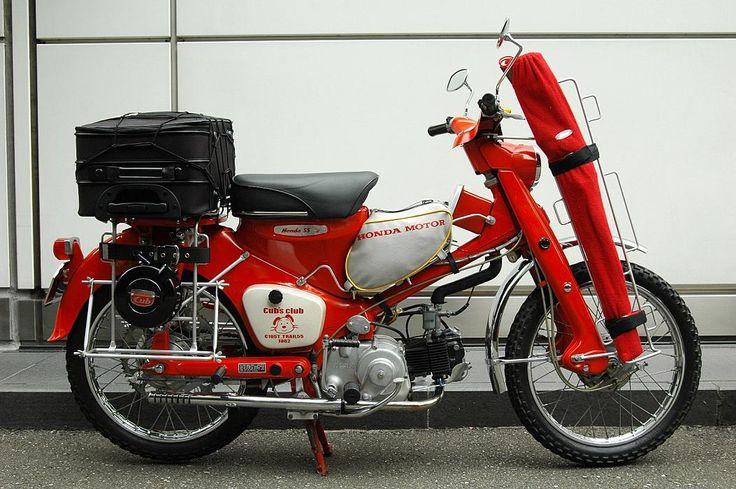 機械バカ一代 国産レジャーバイクの系譜(その10)