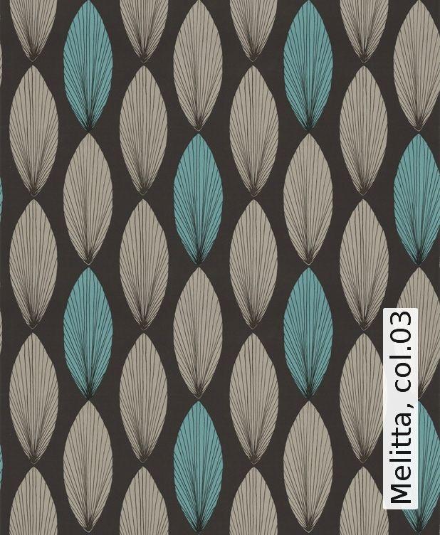 tapete melitta tapetenagentur tapeten pinterest. Black Bedroom Furniture Sets. Home Design Ideas