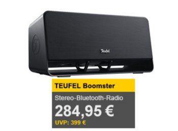 """Allyouneed: Teufel Boomster für 284,95 Euro frei Haus https://www.discountfan.de/artikel/technik_und_haushalt/allyouneed-teufel-boomster-fuer-284-95-euro-frei-haus.php Als Wochenend-Schnäppchen ist jetzt bei Allyouneed das Stereo-Bluetooth-Radio mit integriertem Downfire-Subwoofer """"Teufel Boomster"""" für nur 284,95 Euro frei Haus zu haben – der Hersteller selbst verlangt für das Modell rund 50 Euro mehr. Allyouneed: Teufel Boomster für 284,95 Eu... #Bl"""