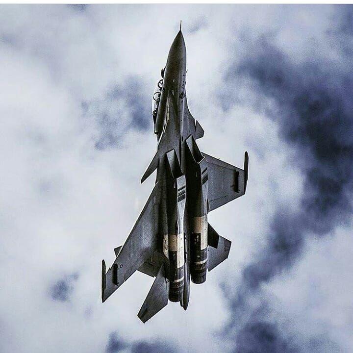 Royal Malaysian Air Force Su-30MKM