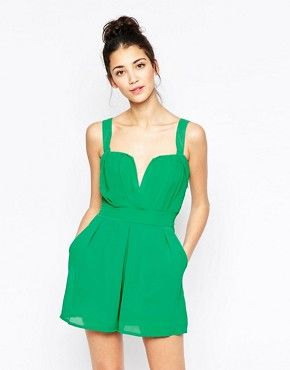TFNC Karen Occasion Playsuit