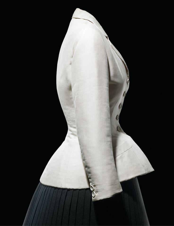 Dior: The New Look Revolution Exhibition and Book   Harper's Bazaar