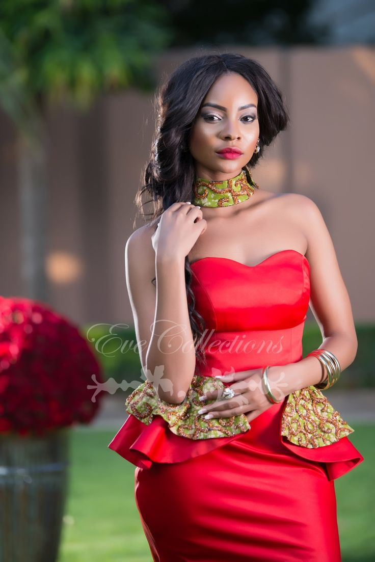 227 Best African Print Ankara Images On Pinterest African Attire African Wear And African