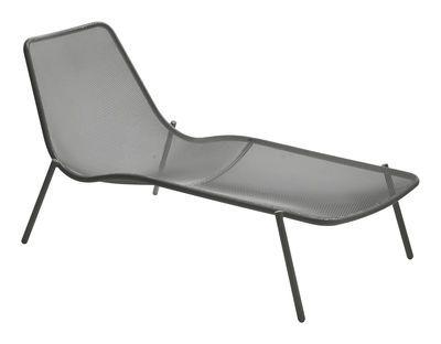 Sonnenliege Round, Eisen (dunkel) Von Emu Finden Sie Bei Made In Design,