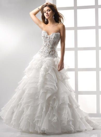 Best Sottero Midgley Images On Pinterest Wedding Dressses