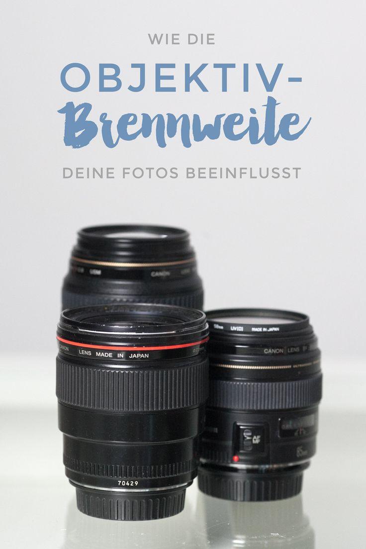 Fotografieren Lernen: Wie die Objektiv Brennweite deine Fotos beeinflusst.