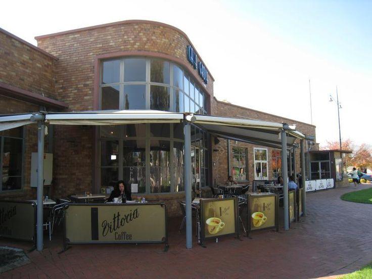 Cafe Grove, Wodonga for weekend coffee