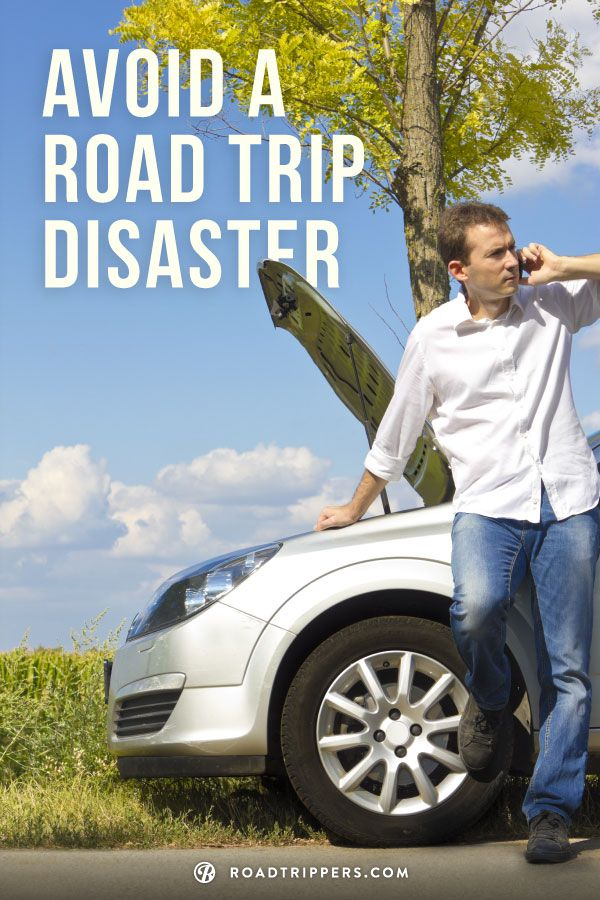 Here are some things that you should always keep in your car in case of an emergency, especially if you're planning a long trip.