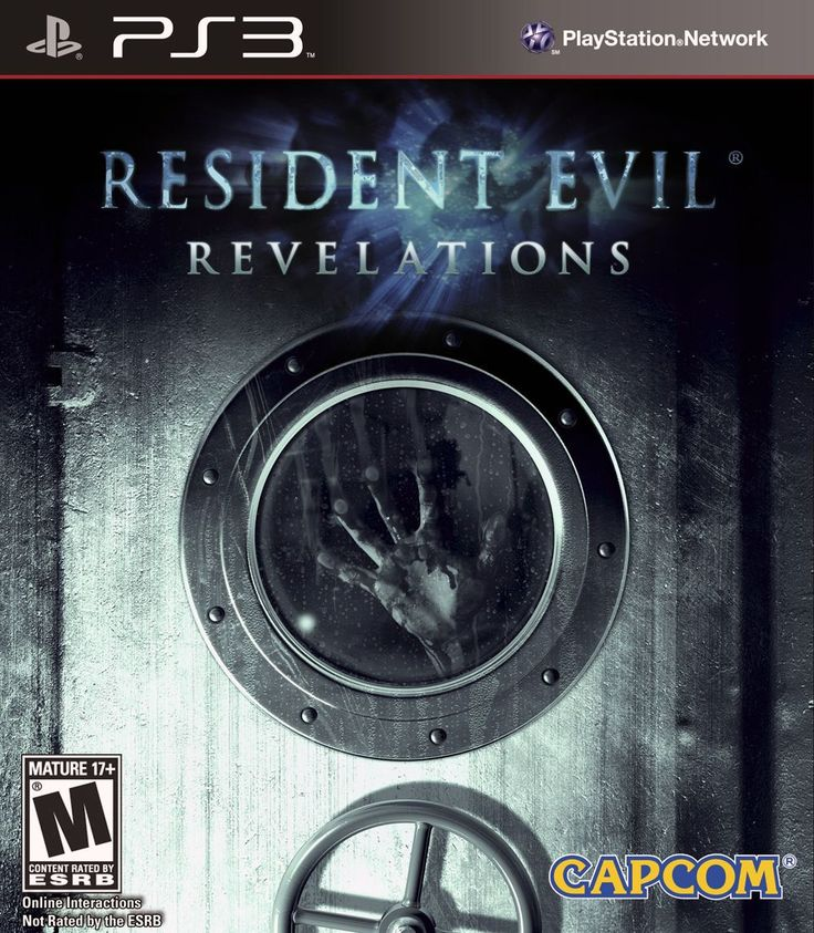 Resident Evil Revelations (Sony PlayStation 3, 2013)